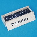 Domino Set Is 1 Piece