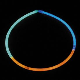 Glow Necklace Tri Color