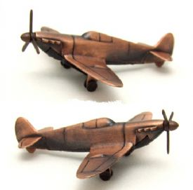 Collectible Airplane Pencil Sharpener Spitfire