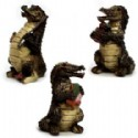 Alligator Figurines