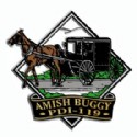 Imprint Magnet Amish Buggy