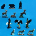 Miniature Animal Figurine Assortment