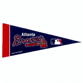 Atlanta Braves Mini Pennants