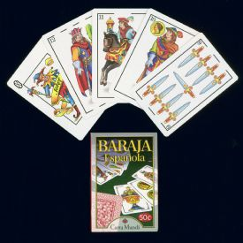 Spanish Playing Cards Baraja Espanola