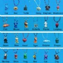 Closeout Fimo Buddies Beaded Necklace Jewelry