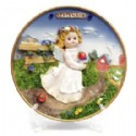 Decorative Plaque - September Angel