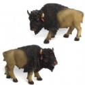 Bison Buffalo Figurine
