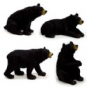 Black Bear Figurines