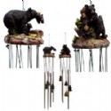 Black Bear Wind Chimes