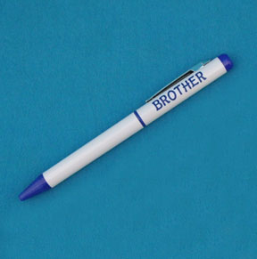 Brother Gift Ball Point Pen