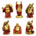 Miniature Buddha Figurines