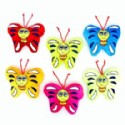Stuffed Toy Butterflies