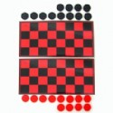 Checker Set Is 1 Piece