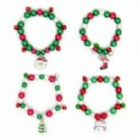 Christmas Stretch Charm Bracelets