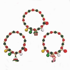 Christmas Stretch Bracelet