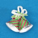 Christmas Brooch - Bells