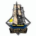 Imprint Magnet Clipper Ship