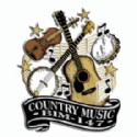 Imprint Magnet Country Music