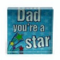 Dad Gift Paperweight