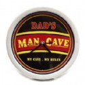 Dad Gift Man Cave Clock