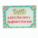 Dad Gift Plaque