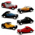 Die-cast Antique Cars
