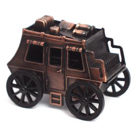 Diecast Pencil Sharpener Stagecoach