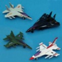 Diecast Toy Fighter Jet
