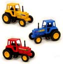 Diecast Toy Farm Tractors