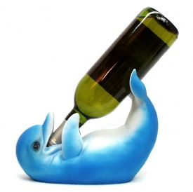 Dolphin Wine Bottle Holder