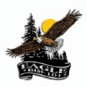 Custom Printed Refrigerator Magnets Eagle