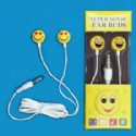 Earbuds With Faces Pair Is 1 Piece