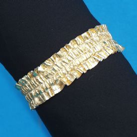 Closeout Gold Elastic Arm Band