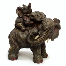 Attrayant Elephant Figurine