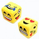 Emoji PLush Dice
