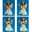 Faceless Angel Figurines