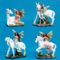 Fairy And Unicorn Figurines