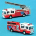 Diecast Fire Engines - New York City Fire Trucks