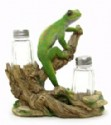 Gecko Salt And Pepper Set