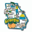Souvenir Magnets Georgia