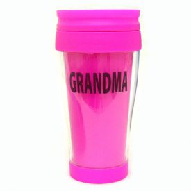 Grandma Gift Thermal Travel Mug