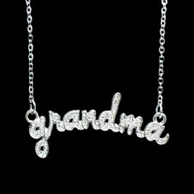 Grandma Gift Necklace