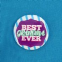 Grandma Gift Button