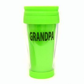 Grandpa Gift Thermal Travel Mug