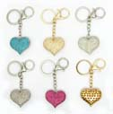 Heart Shaped Keychains