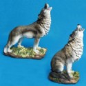 Howling Wolves Figure