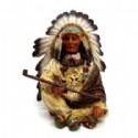 Native American Figurine