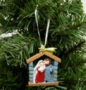 Holiday Nativity Ornament