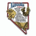 Souvenir Magnets Nevada