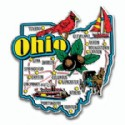 Souvenir Magnets Ohio